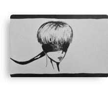 BTS Jimin Wings fanart  Canvas Print