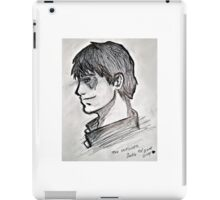 Travel sketch - the Outsider iPad Case/Skin