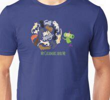 My Catamari and Me Unisex T-Shirt