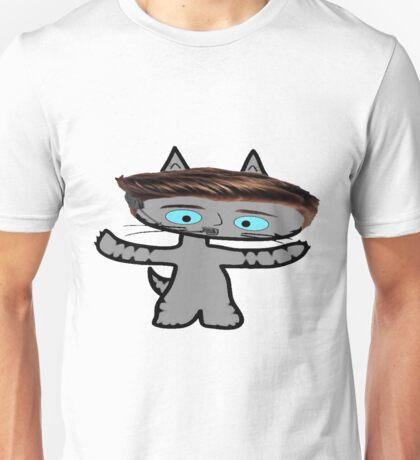 Pop Star Cat Unisex T-Shirt