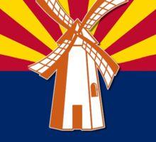 Dutch Bros Arizona Flag Sticker