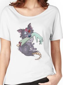 Rufus zombie dog Women's Relaxed Fit T-Shirt
