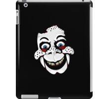 It's Captain Howdy Time! iPad Case/Skin