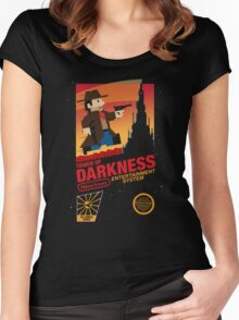 Tower of Darkness Women's Fitted Scoop T-Shirt