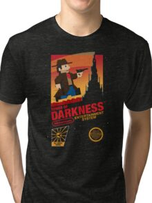 Tower of Darkness Tri-blend T-Shirt