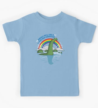The Lochness Connection Kids Clothes