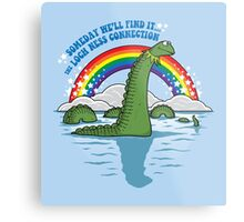 The Lochness Connection Metal Print