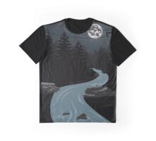 River in the Forest Graphic T-Shirt