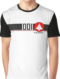 Robotech Macross VF-1 Valkyrie U.N. Spacy Graphic T-Shirt