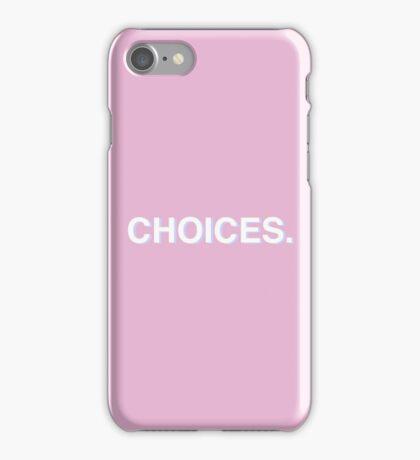 Choices - Tatianna: Rupaul's Drag Race iPhone Case/Skin