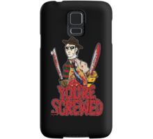 Slasher Mash (SFW) Samsung Galaxy Case/Skin