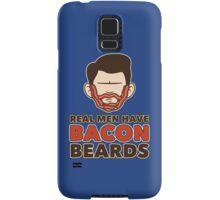 Bacon Beard (men's version) Samsung Galaxy Case/Skin