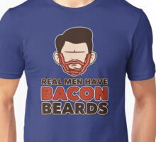 Bacon Beard (men's version) Unisex T-Shirt