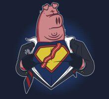 Super Bacon Kids Tee