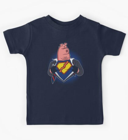Super Bacon Kids Clothes