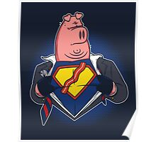 Super Bacon Poster