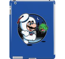Super Marshmallow Bros. iPad Case/Skin