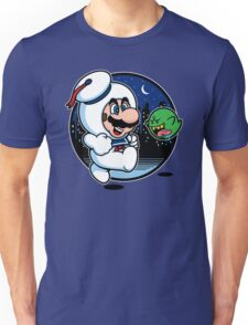 Super Marshmallow Bros. Unisex T-Shirt