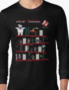 Donkey Puft Long Sleeve T-Shirt