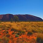 Uluru - Northern Territory by Paul Gilbert