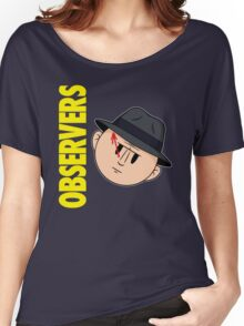 Who Observes the Observers? Women's Relaxed Fit T-Shirt