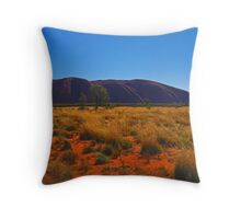 Uluru - Northern Territory Throw Pillow