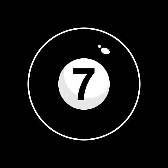 Black Seven by mikehandyart