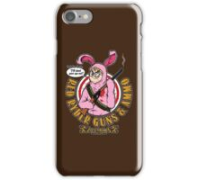 I'll Shoot Your Eye Out! iPhone Case/Skin