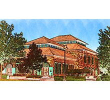 Phoenixville Foundry Building Photographic Print