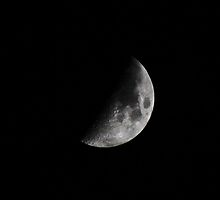 Slice of the Moon by Bob Hardy