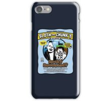 Sloth and Chunk's Ice Cream iPhone Case/Skin