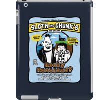 Sloth and Chunk's Ice Cream iPad Case/Skin