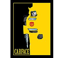 Carface Photographic Print