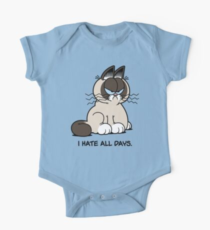 Always Grumpy Kids Clothes