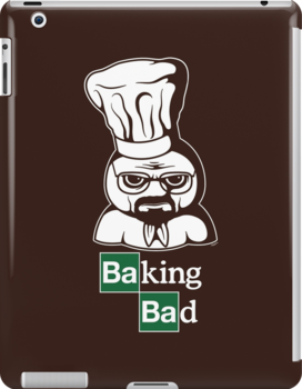 Baking Bad by mikehandyart