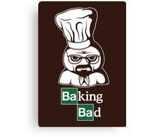 Baking Bad Canvas Print