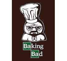 Baking Bad Photographic Print