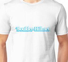 Boulder-Hill.net Kenner Style Logo Unisex T-Shirt