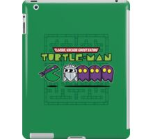 Hero in a Waka Waka Shell (Purple) iPad Case/Skin