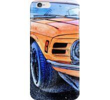 Boss 302 iPhone Case/Skin