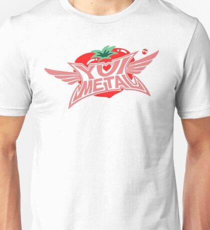 YuiMetal (BabyMetal) Unisex T-Shirt