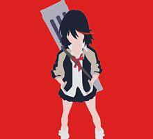 Kill La Kill Ryuko Minimalism Unisex T-Shirt