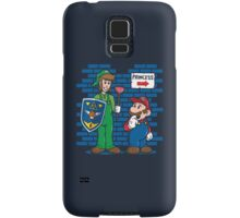 Your Princess is in Another Castle Samsung Galaxy Case/Skin