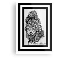 The Goddess of May Metal Print