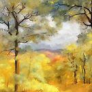 Mountain Morning by Lois  Bryan