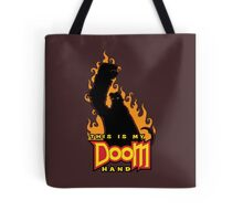 This is My Doom Hand Tote Bag