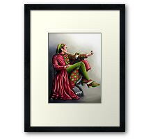 David Tennant Shakespeare Art Prints Framed Print