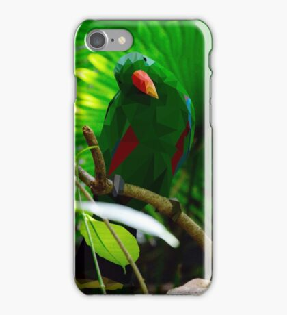 The Look of a Parrot iPhone Case/Skin
