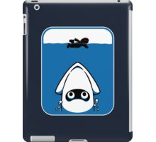 The Great White Blooper iPad Case/Skin