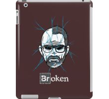 Broken iPad Case/Skin